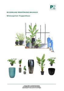 Struktur Angebot Begrünung, Pflanzen-Konzepte