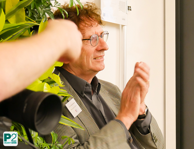 Nachhaltigkeit bei der Innenraumbegrünung - C2C - Prof. Dr. Michael Braungart